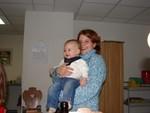 Lara bei Joey